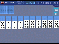 Cartes-Spider-Solitaire
